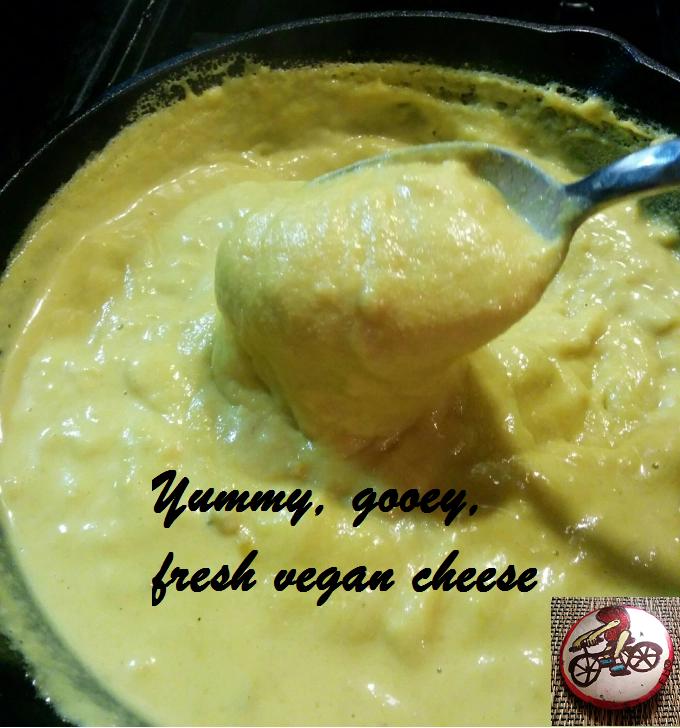 Gooey Cheese